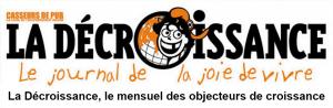 decroissance ロゴ